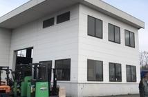 熊本県大津市菊陽町トヨタL&F熊本の屋根・外壁塗装