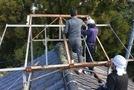 熊本県植木市でのソーラーパネルの解体作業のサムネイル