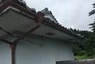 熊本県菊鹿町松尾での雨樋交換のサムネイル